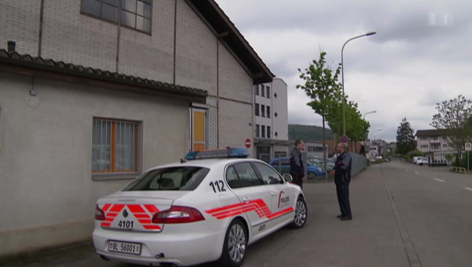 Untersuchungshäftling türmt aus Gefängniscontainer