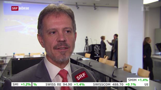Video «SRF Börse vom 18.01.2019» abspielen