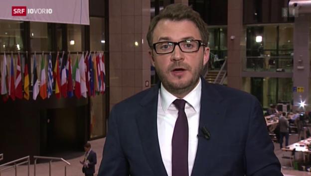 Video «Cameron stellt klare Bedingungen» abspielen