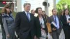 Video «Zweiter Prozesstag im Fall Raoul Weil» abspielen