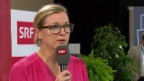 Video «Interview mit Nicole Burth, CEO Adecco Schweiz, am Swiss Economic Forum 2018» abspielen