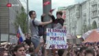 Video «Protest gegen das System Putin» abspielen