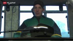 Video «Berufsbild: Landmaschinenmechaniker EFZ » abspielen