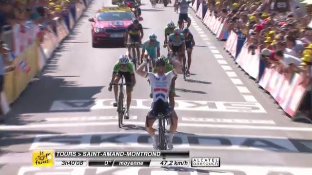 13. Etappe der Tour de France