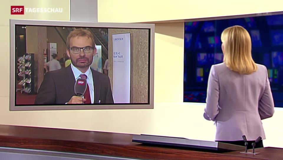 Einschätzungen von SRF-Korrespondent Erwin Schmied