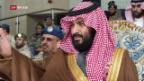 Video «FOKUS: Wie progressiv ist der saudische Kronprinz?» abspielen