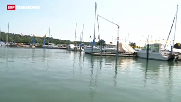 Video «Kritik an Promillegrenze für Bootsfahrer» abspielen