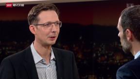 Video «FOKUS: Studio-Gespräch mit Michael Hermann» abspielen