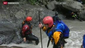 Video «15 Jahre nach dem Unglück im Saxetenbach» abspielen