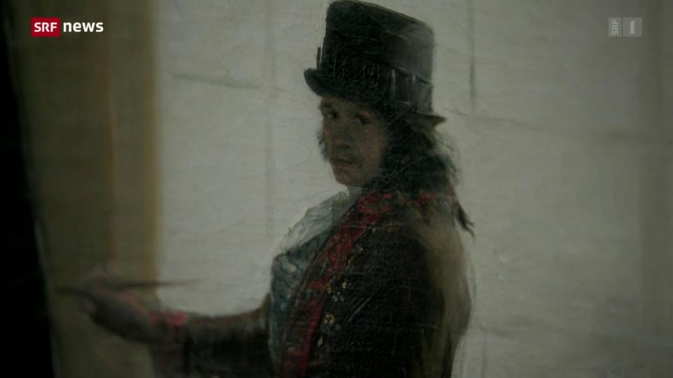 Goya-Ausstellung in der Fondation Beyeler