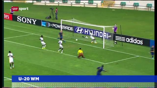 U20-WM: Halbfinal Frankreich - Ghana («sportaktuell»)
