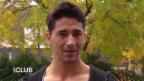 Video «Ezmari Nabizadeh, afghanischer Flüchtling» abspielen