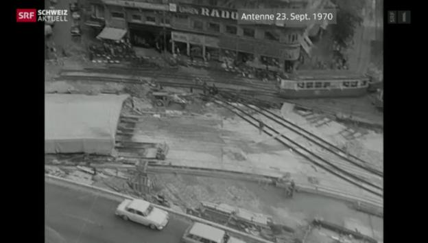 Video «Zürichs Stollenbahn» abspielen