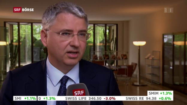 Video «SRF Börse vom 26.04.2018» abspielen