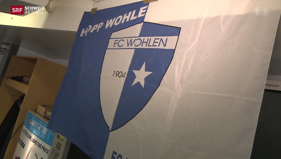 FC Wohlen zum «Fall Wellington»