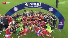 Video «Fussball: Champions-League-Final BVB - Bayern» abspielen