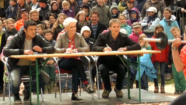 Video ««Hau den Lukas»: Das Finale» abspielen