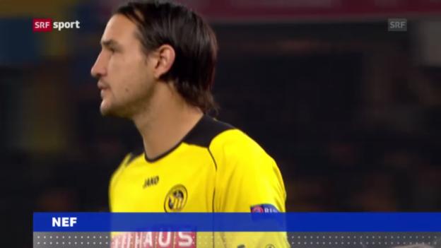 Video «Alain Nef wechselt zum FCZ» abspielen