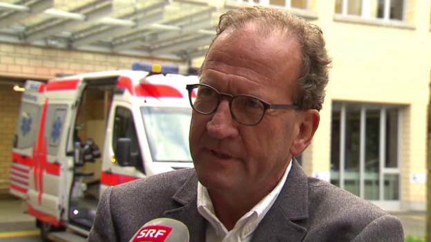 Video «Motorrad: Aegerter-Manager Robert Siegrist im Interview» abspielen