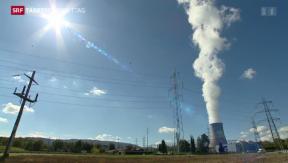 Video «Bundesrat gegen Energiesteuer-Initiative» abspielen