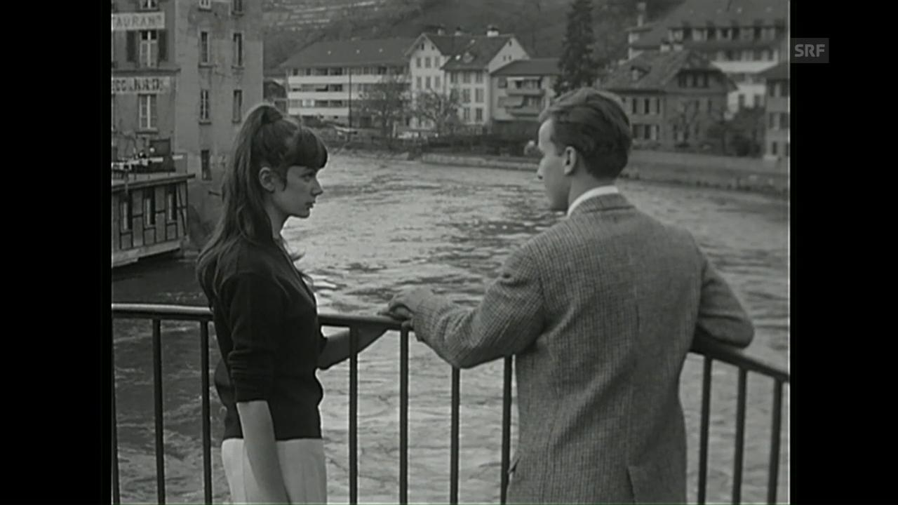 «Die erste Berührung», Studio Bellerive, 12.5.1962