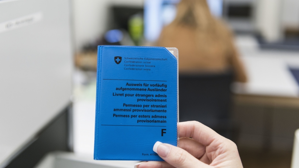 Ständerat debattiert über Reiseverbot von «vorläufig Aufgenommenen»
