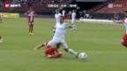 Video «Fussball: Zürich - Sion» abspielen