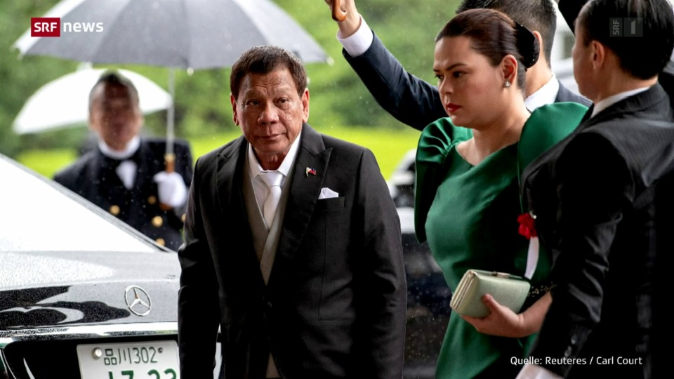 Rodrigo Duterte kündigt Rückzug aus Politik an