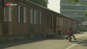 Video «Wie läuft's mit den Bundeszentren für Asylsuchende?» abspielen