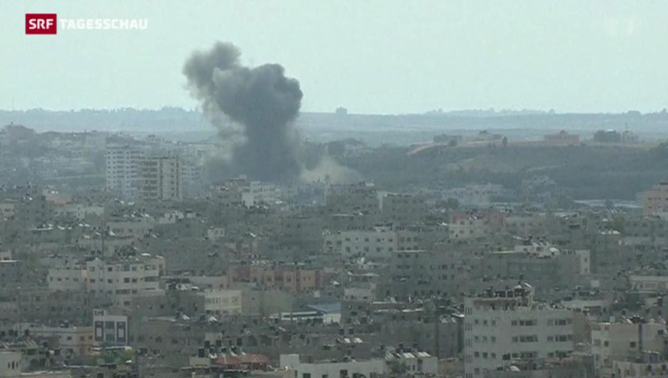 Israel warnt Bewohner im Gazastreifen