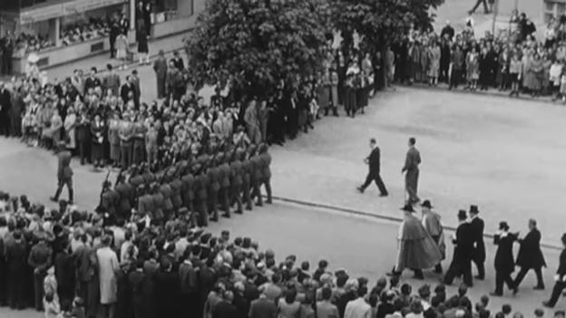 Video «Glarner Landsgemeinde 1952» abspielen