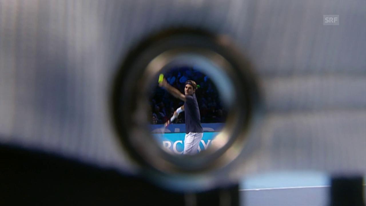 Rückblick auf Federers ATP-Finals-Siege 2010 und 2011