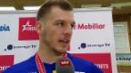 Video «Sébastien Steigmeier: «Wir mussten aufpassen»» abspielen