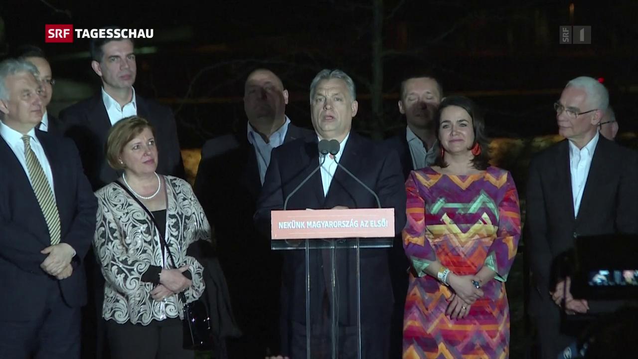 Die Rechnung von Orban ist aufgegangen
