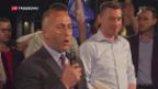 Video «Wahl Kosovo» abspielen