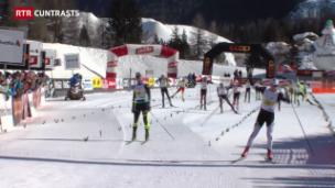 Laschar ir video «Engadin Skimarathon»