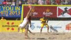 Video «Beachsoccer: Super Final» abspielen
