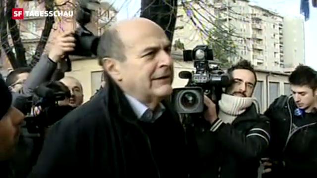 Bersani ist Spitzenkandidat der italienischen Linken