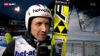 Video «Keine Medaille für Simon Ammann» abspielen