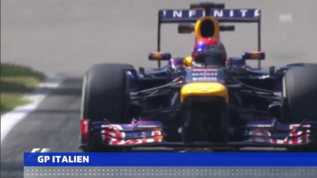 Video «Training GP Italien («sportaktuell»)» abspielen