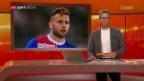 Video «Steffen verlässt Basel, Stocker kommt zurück» abspielen