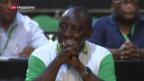 Video «Neuer Präsident des ANC» abspielen