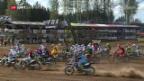 Video «Motocrosser Seewer in Lettland stark» abspielen