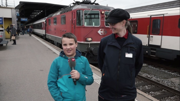 Video «Traumberuf Lokführer» abspielen