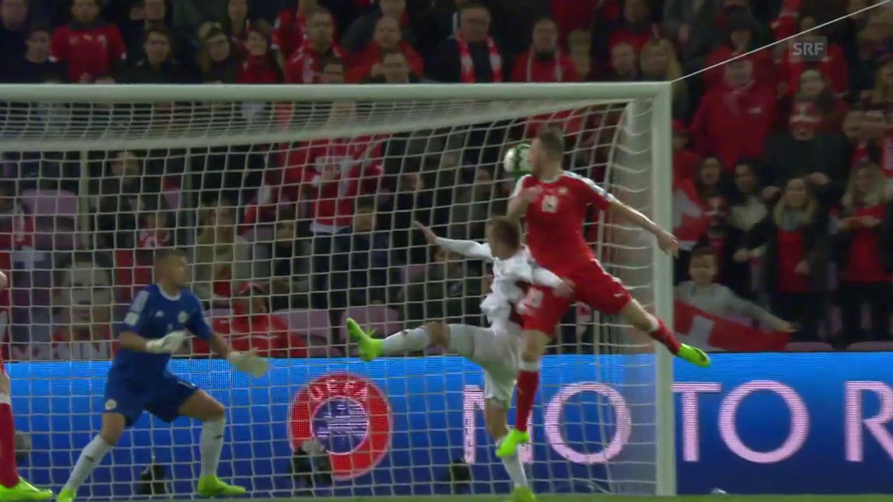 Der goldene Treffer von Josip Drmic