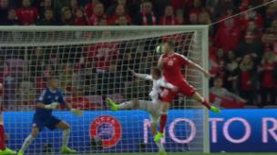 Video «Der goldene Treffer von Josip Drmic» abspielen