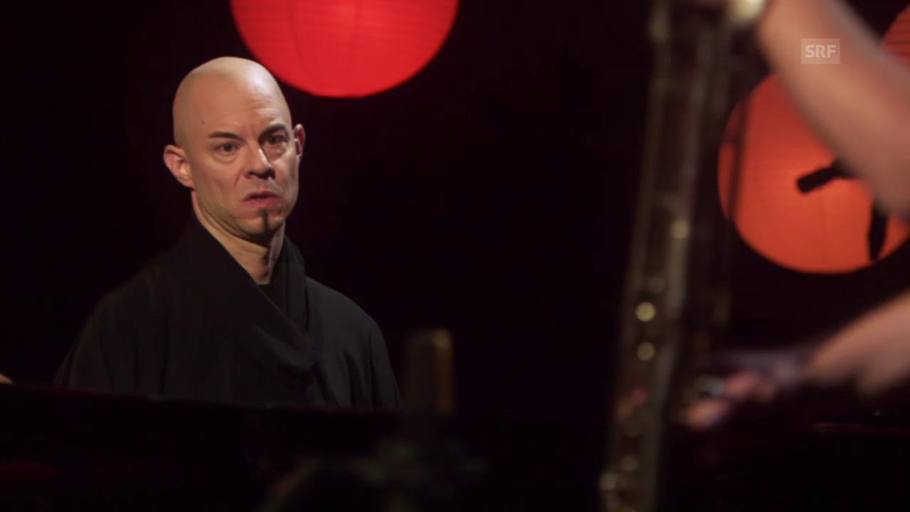 Musikpreis: Nik Bärtsch