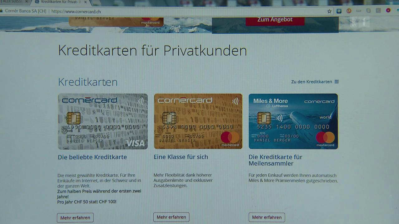 Kreditkarten-Ärger: Auslandsgebühren für eine Reise in die Berge