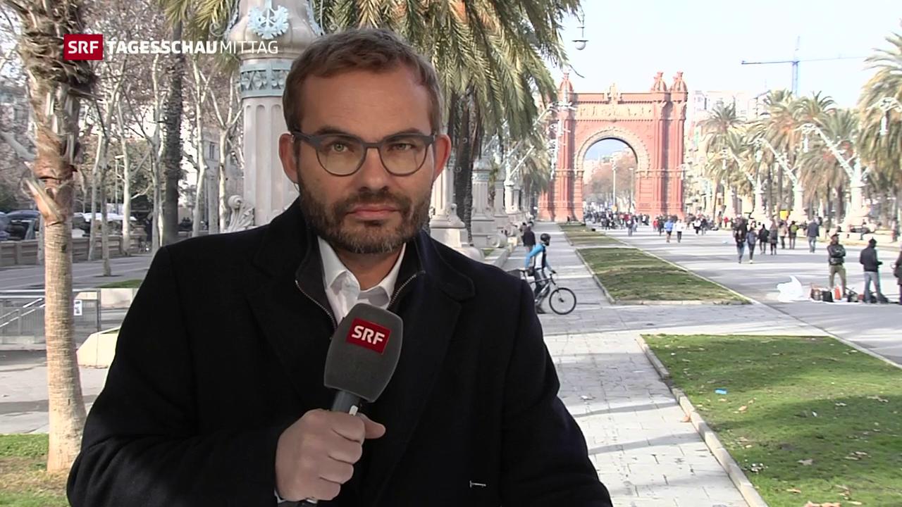 «Regierung in Madrid will Druck auf Seperatisten aufrecht erhalten»