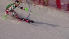 Video «Hirschers fataler Einfädler im Kombi-Slalom» abspielen